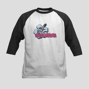 Chamorrita Kids Baseball Jersey