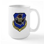 786th AC&W Radar Squadron Large Mug