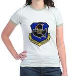786th AC&W Radar Squadron Jr. Ringer T-Shirt