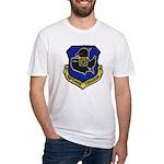 786th AC&W Radar Squadron Fitted T-Shirt