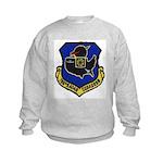 786th AC&W Radar Squadron Kids Sweatshirt