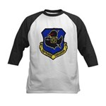 786th AC&W Radar Squadron Kids Baseball Jersey