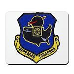 786th AC&W Radar Squadron Mousepad