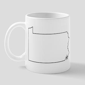Delco Star Mug