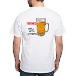 SPORTS CHANT White T-Shirt