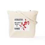SPORTS CHANT Tote Bag