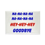 SPORTS CHANT Rectangle Magnet (10 pack)