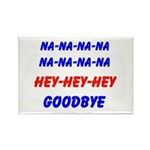 SPORTS CHANT Rectangle Magnet
