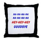 SPORTS CHANT Throw Pillow