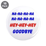 """SPORTS CHANT 3.5"""" Button (10 pack)"""