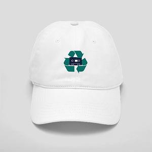 Recycle Cassette Tape Cap