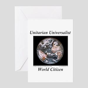 UUF World Greeting Card