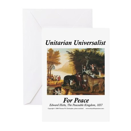 UUF Peace Greeting Cards (Pk of 10)