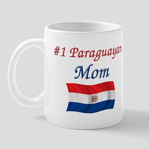 #1 Paraguayan Mom Mug