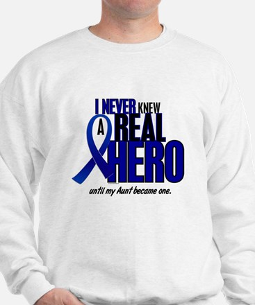 Never Knew A Hero 2 (Aunt) Sweatshirt