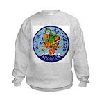 607th AC&W Squadron Kids Sweatshirt
