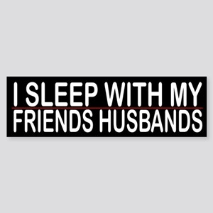 I Sleep With My Friends Husbands