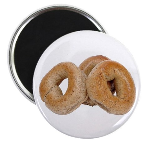 Some Bagels On Your Magnet