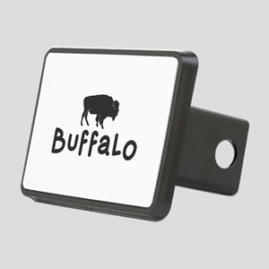 Buffalo Rectangular Hitch Cover