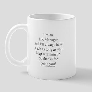 Keep screwing up Mugs