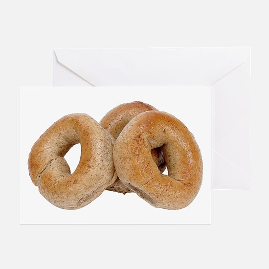 Some Bagels On Your Greeting Cards (Pk of 10)