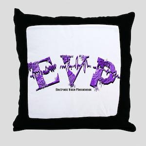 EVP 6 Throw Pillow