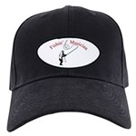 Fishin Musician Black Cap