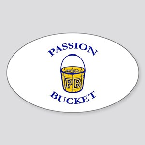 Passion Bucket Sticker!