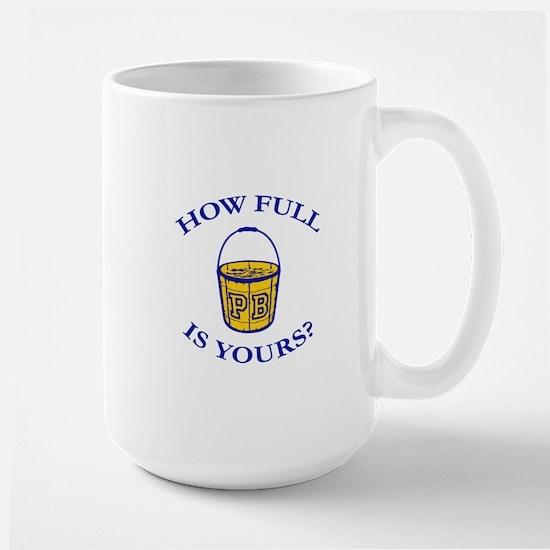 How Full is Your Coffee Mug?