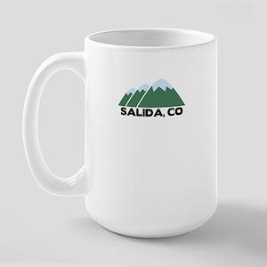 Salida Large Mug