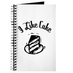 I Like Cake: Journal