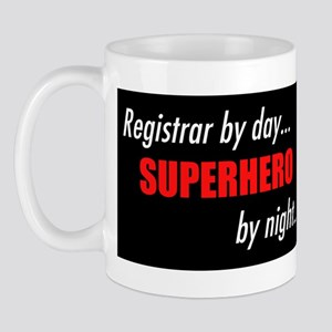 Superhero Registrar Mug