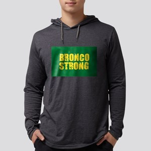 Bronco Strong Long Sleeve T-Shirt