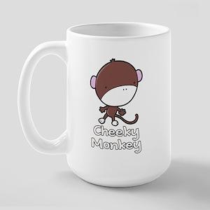 Cheeky Monkey Large Mug