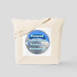 Knows No Boundaries Tote Bag