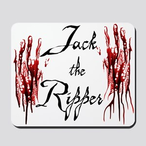 Bloody Hands Jack Mousepad