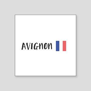Avignon Sticker