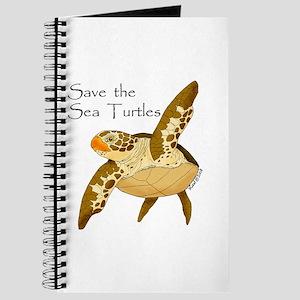 Save Sea Turtles Journal