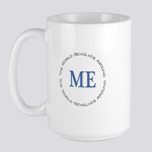 worldroundmeblue Mugs