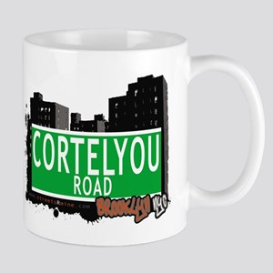 CORTELYOU ROAD, BROOKLYN, NYC Mug