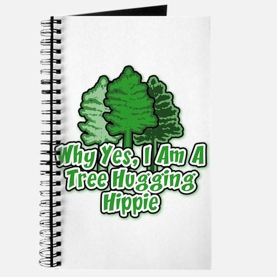 Tree Hugging Hippie Journal