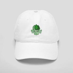 Tree Hugging Hippie Cap