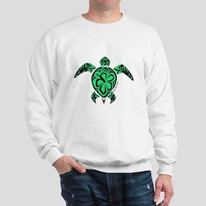 Tribal Turtle Sweatshirt