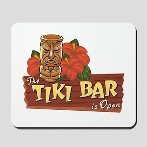 Tiki Bar is Open II - Mousepad