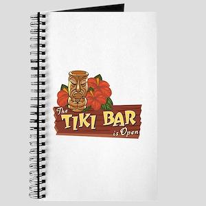 Tiki Bar is Open II - Journal