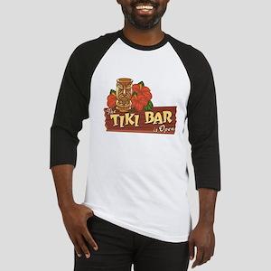 Tiki Bar is Open II - Baseball Jersey