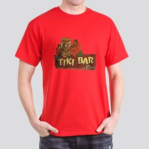 Tiki Bar is Open II - Dark T-Shirt