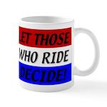 BikersRights Mug