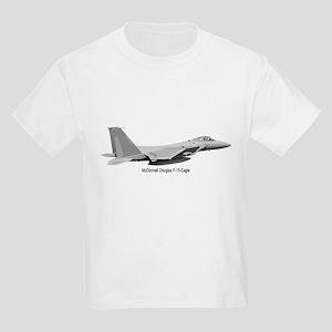 F-15 Eagle Kids Light T-Shirt