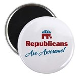 Republicans are Awesome! Magnet